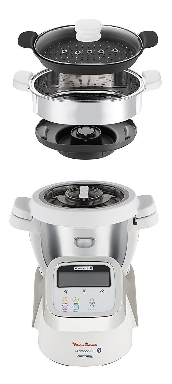 63ea5a202e8de4 Moulinex i-Companion robot de cuisine connecté HF902110 3 ...