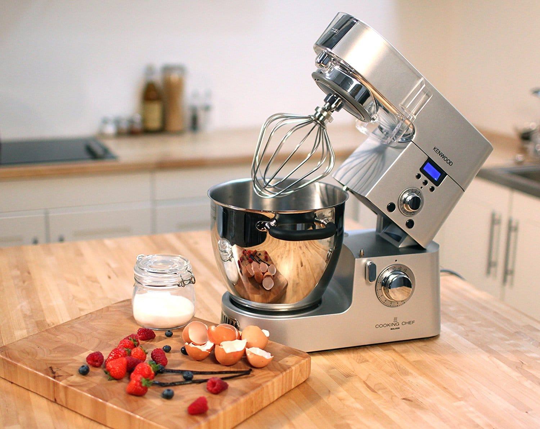 kenwood km096 robot cooking chef premium autocuiseur. Black Bedroom Furniture Sets. Home Design Ideas