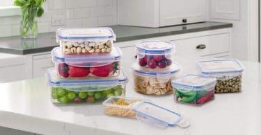 Comparatif meilleure boite plastique alimentaire