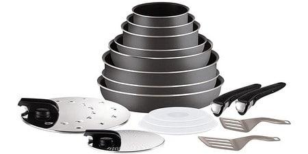 Comparatif meilleur set de poeles et casseroles Tefal Ingenio