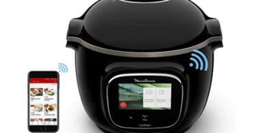 Test Moulinex Cookeo Touch WiFi CE902800